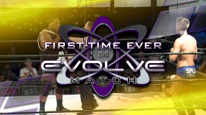 EVOLVE 78 - Keith Lee vs Zack Sabre Jr