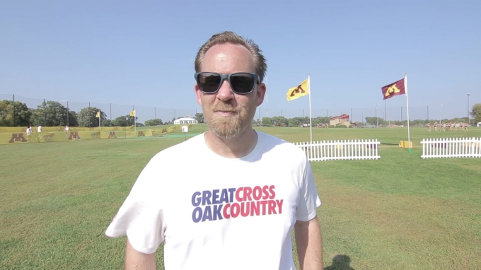 Coach Doug Soles shares what each of the Great Oak teams are aiming to accomplish at Roy Griak