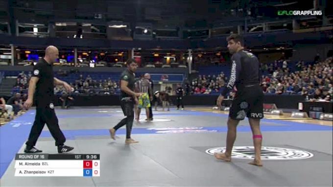 Marcus Almeida vs Arman Zhanpeisov ADCC 2017 World Championships