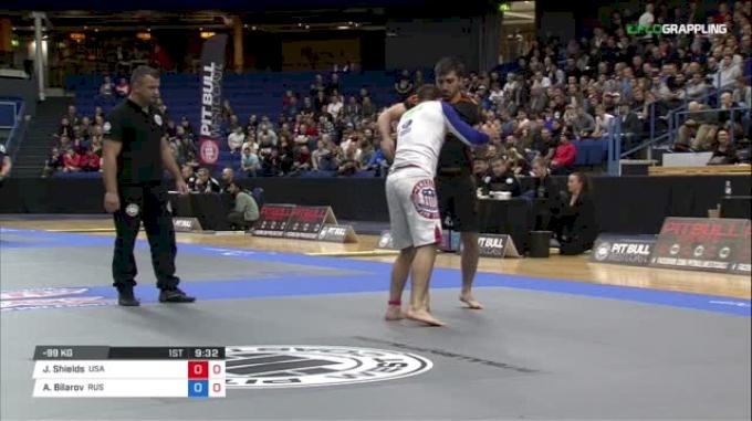 Jake Shields vs Abdurakhman Bilarov ADCC 2017 World Championships
