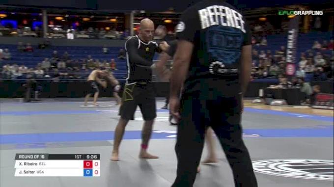 Xande Ribeiro vs John Salter ADCC 2017 World Championships