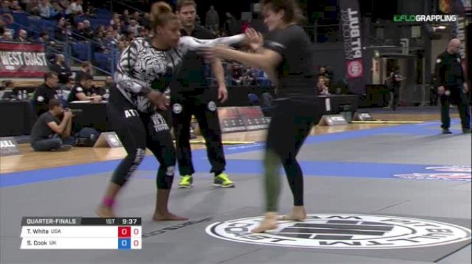 Tara White vs Samantha Cook ADCC 2017 World Championships