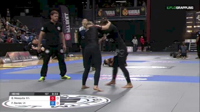 Beatriz Mesquita vs Ffion Davies ADCC 2017 World Championships