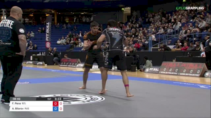 Felipe Pena vs Abdurakhman Bilarov ADCC 2017 World Championships