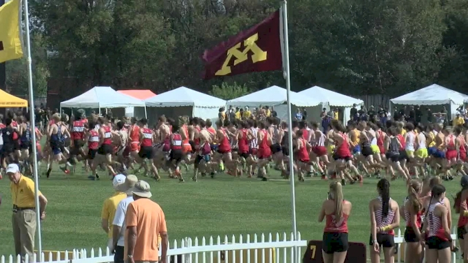 High School Boys 5K - Gold Race