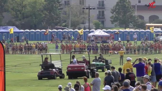 High School Boys' 3k - Maroon Race