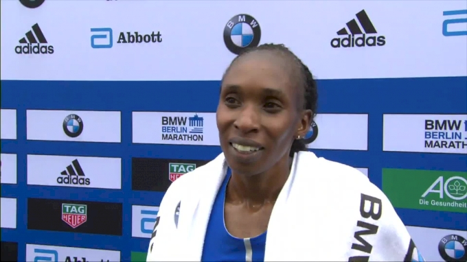 In Better Conditions, Gladys Cherono Could've Broken The Berlin Course Record