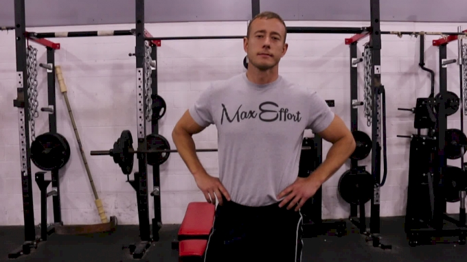 5 Essential Strength Movements For Wrestlers