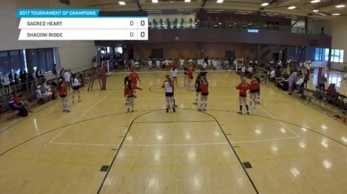 Sacred Heart vs Shadow Ridge - 2017 Tournament of Champions