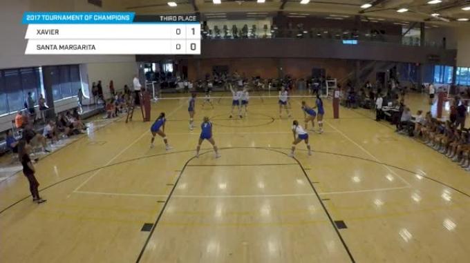 Xavier vs Santa Margarita - 2017 Tournament of Champions, Third Place