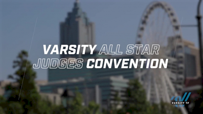 A Look Into The Varsity All Star Judges Convention