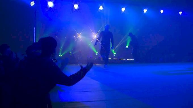 James Clark vs Gordy Flam Fight to Win Pro 50