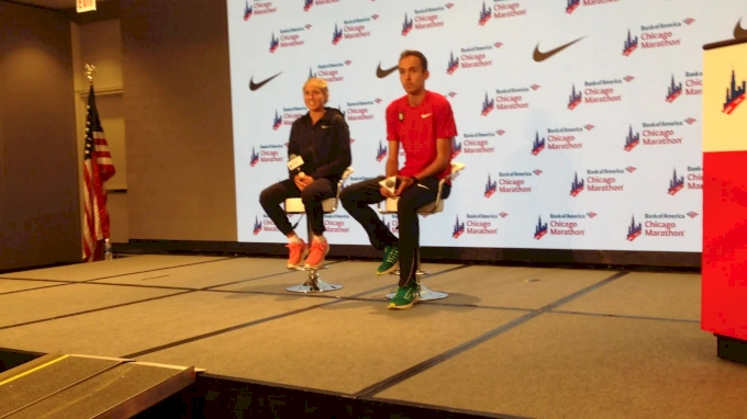 Jordan Hasay on becoming second fastest US marathoner ever