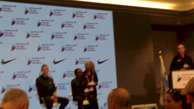 Chicago champ Galen Rupp on how fast he thinks he can run