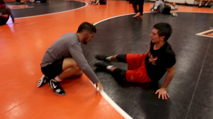 Kaid Brock and Mike Magaldo Working Technique