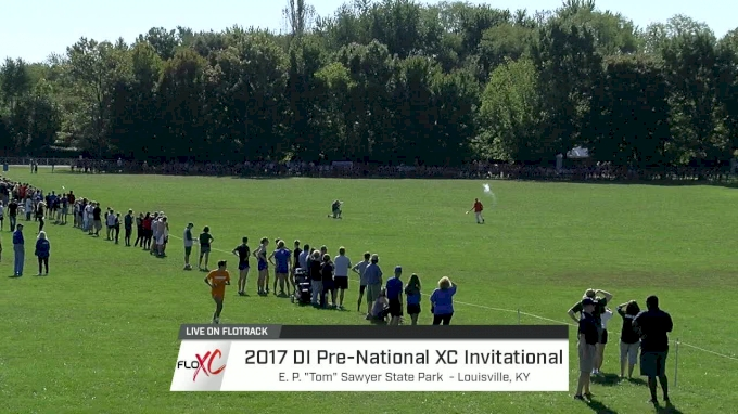 2017 DI Pre-National Men's Unseeded 8k
