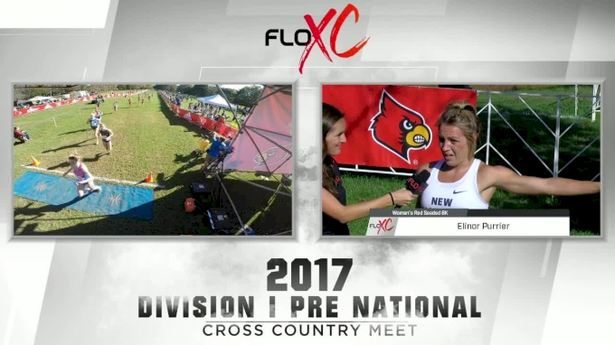 Elinor Purrier upsets defending NCAA XC champs at PreNats