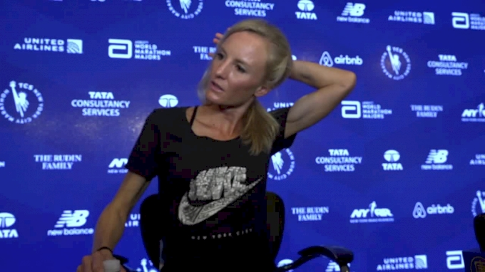 Shalane Flanagan Approaching NYC Marathon As Her Last