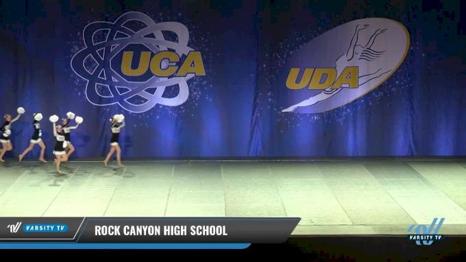 Rock Canyon High School [2017 Freshman - Pom Day 1] 2017 UCA & UDA Mile High Championship
