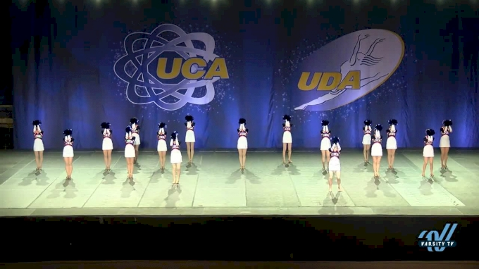 Legend High School [2017 Large Varsity - Pom Day 1] 2017 UCA & UDA Mile High Championship