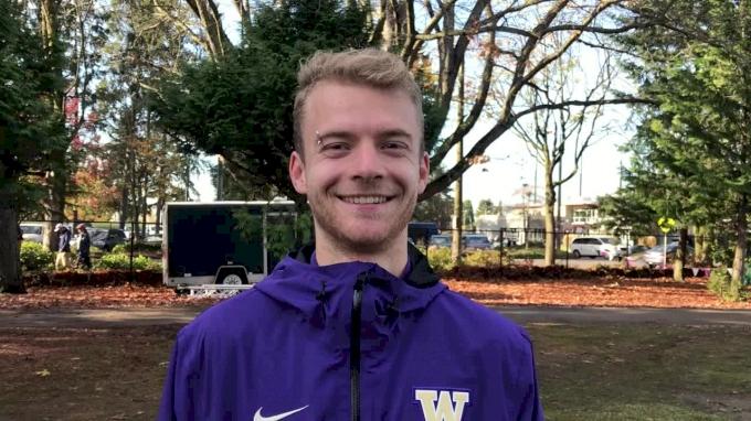 Colby Gilbert says Washington is a top 10 team