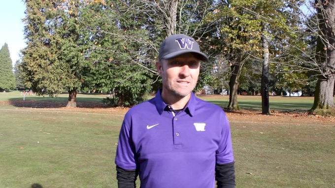 Coach Metcalf says Washington embraced the home field advantage at NCAA west
