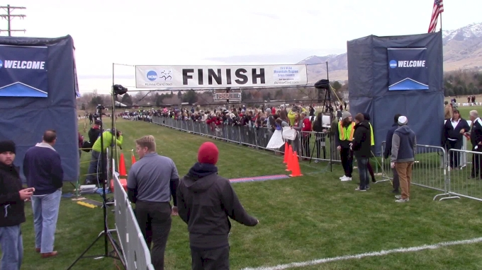 Ednah Kurgat wins women's race at NCAA Mountain Regional