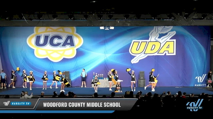 Woodford County Middle School [2017 Game Day Junior High Day 1] 2017 UCA Bluegrass Championship