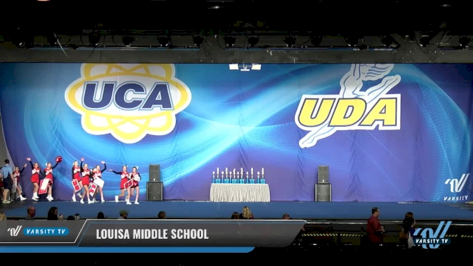 Louisa Middle School [2017 Large Junior High Day 1] 2017 UCA Bluegrass Championship