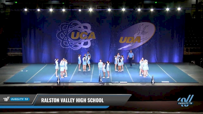 Ralston Valley High School [2017 Junior Varsity Coed Day 1] 2017 UCA & UDA Mile High Championship