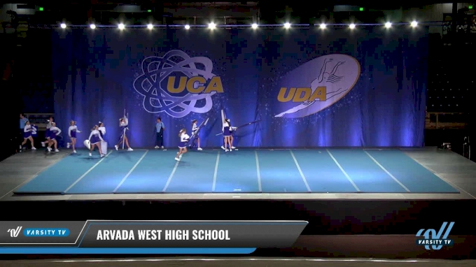 Arvada West High School [2017 Small Varsity Coed Day 1] 2017 UCA & UDA Mile High Championship