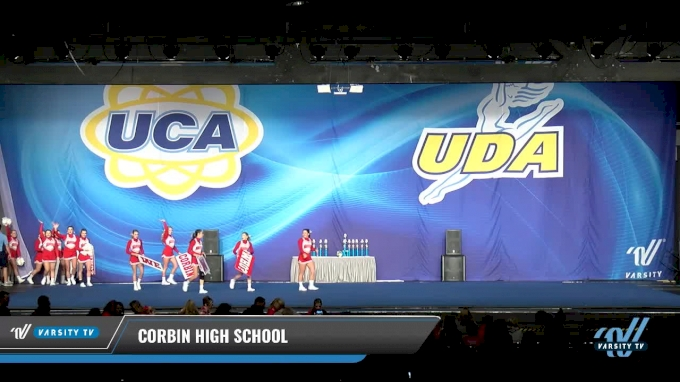 Corbin High School [2017 Medium Varsity - DII Day 1] 2017 UCA Bluegrass Championship