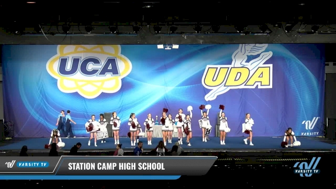 Station Camp High School [2017 Game Day SM/MD VA Day 1] 2017 UCA Bluegrass Championship