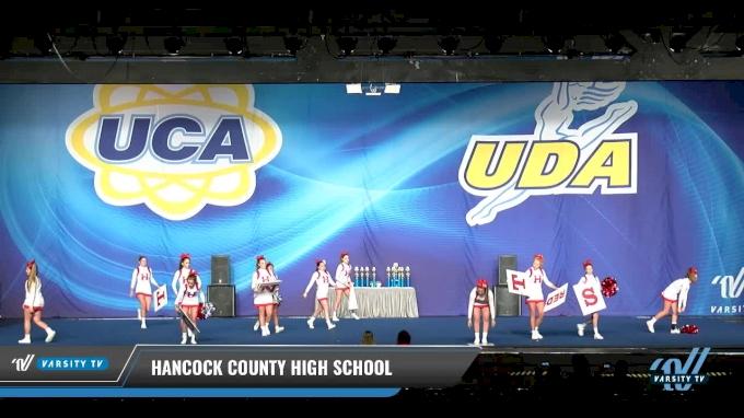 Hancock County High School [2017 Small Varsity - DII Day 1] 2017 UCA Bluegrass Championship