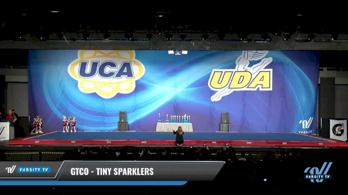 GTCO - Tiny Sparklers [2017 Exhibition (Cheer) Day 2] 2017 UCA Bluegrass Championship