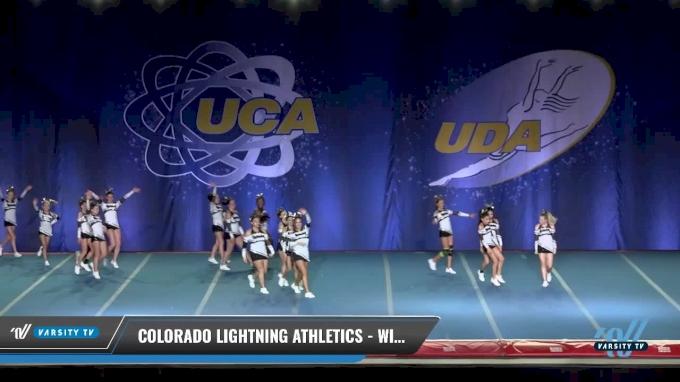 Colorado Lightning Athletics - Wildfire [2017 L4 Senior Day 2] 2017 UCA & UDA Mile High Championship