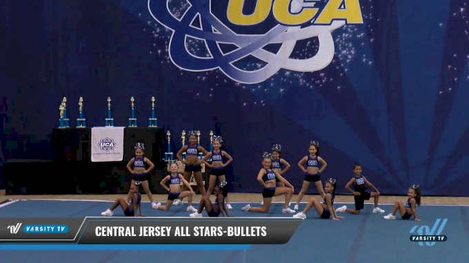Central Jersey All Stars-Bullets [2017 L1 Youth Prep Day 2] 2017 UCA Northeast Championship