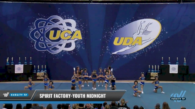 Spirit Factory-Youth Midnight [2017 L2 Youth Day 2] 2017 UCA Northeast Championship