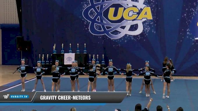 Gravity Cheer-Meteors [2017 L3 Junior Day 2] 2017 UCA Northeast Championship