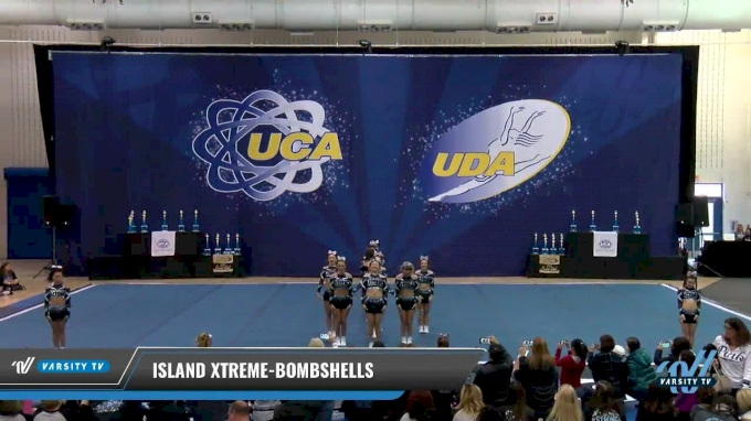 Island Xtreme-Bombshells [2017 L3 Senior - Small Day 2] 2017 UCA Northeast Championship