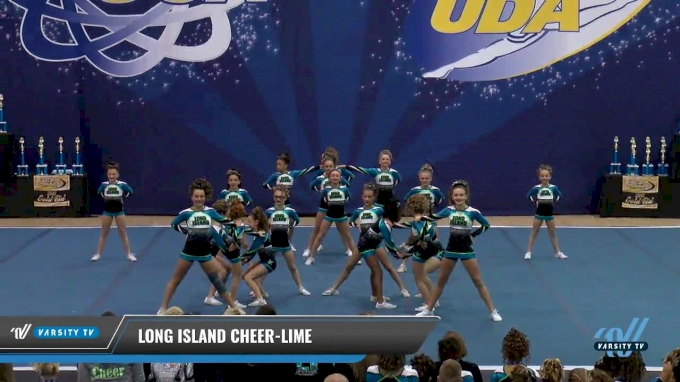 Long Island Cheer-Lime [2017 L3 Youth Day 2] 2017 UCA Northeast Championship