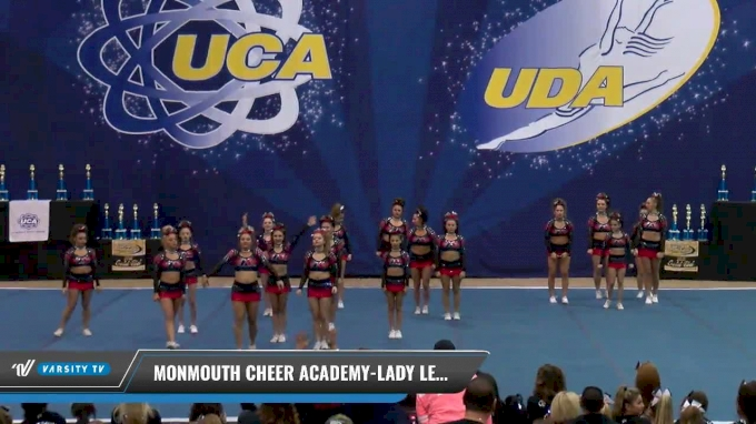 Monmouth Cheer Academy-Lady Legends [2017 L4 Senior Day 2] 2017 UCA Northeast Championship