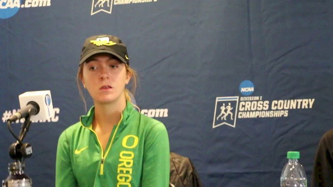 Katie Rainsberger didn't have a rigid race plan in 2016 which helped her get 4th as a freshman
