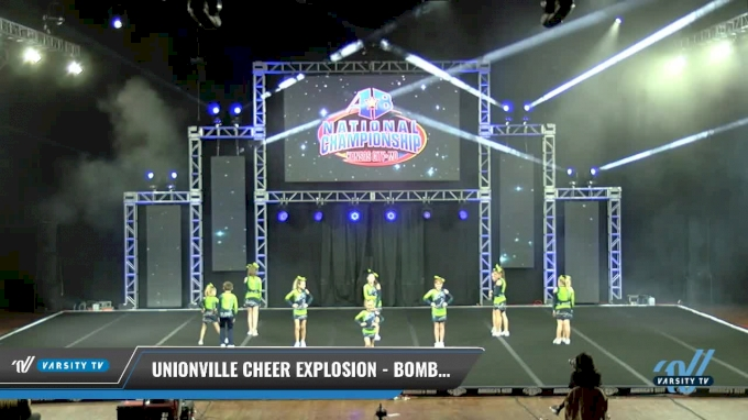 Unionville Cheer Explosion - Bomb Squad [2017 Youth Prep 1 Day 1] America's Best National Championship