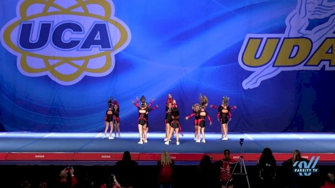 Chippewa Valley Spirit All Stars - Rising Stars [2017 Mini Prep 1 Day 1] UCA Milwaukee Championship