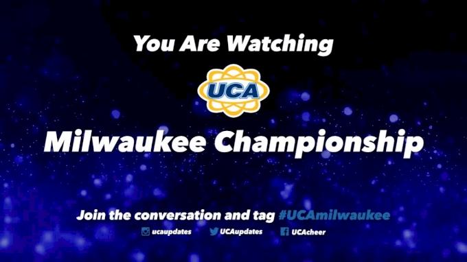 Westosha Central High School [2017 Medium Varsity Day 1] UCA Milwaukee Championship