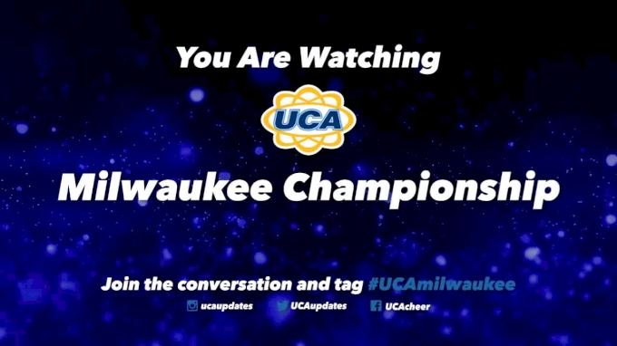 Minnetonka High School [2017 Small Varsity - Non Tumble Day 1] UCA Milwaukee Championship