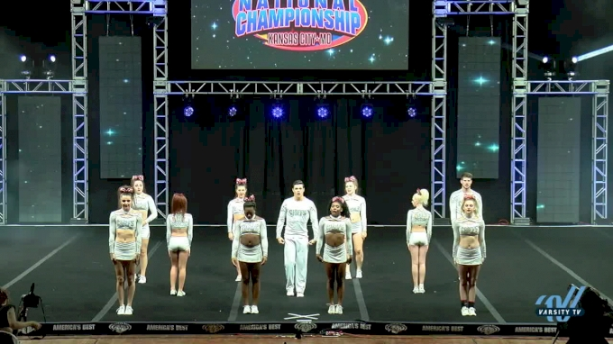 Tribe Cheer - Chiefs [2017 Senior Coed - XSmall 5 Day 2] America's Best National Championship