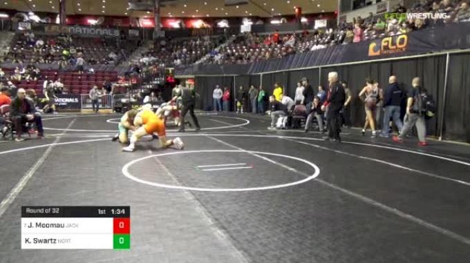 182 lbs Round Of 32 - Jackson Moomau, Jackson vs Kyle Swartz, Northern York