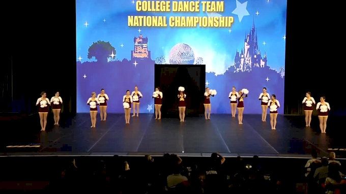 University of Minnesota [2018 Division IA Pom Semis] UCA & UDA College Cheerleading and Dance Team National Championship